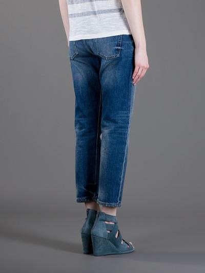 Acne 'pop Vintage' Jean - Raionul 4 - Farfetch.com