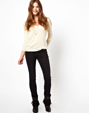 Only | Only Dark Wash Skinny Jeans at ASOS