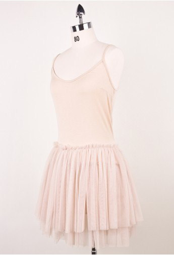 Ballet Tulle Dress - Retro, Indie and Unique Fashion