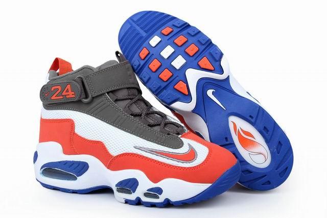 Air Griffey Max 1 Total Crimson/Hyper Blue Nike Men's Shoes