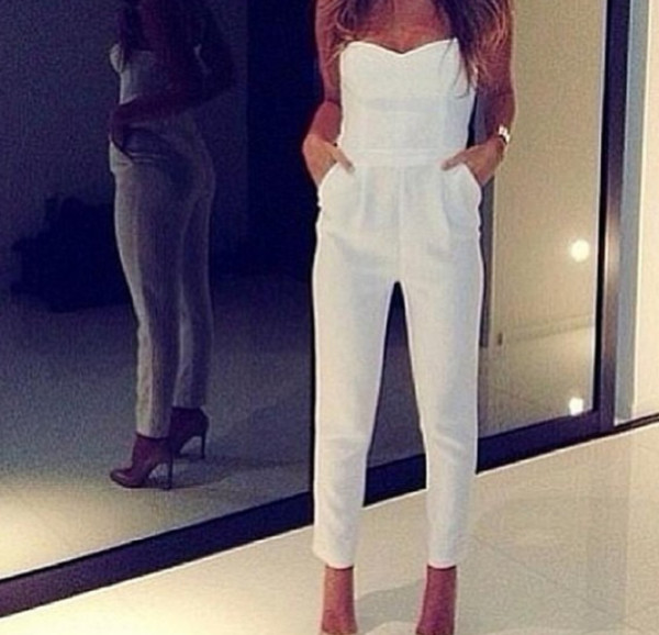 blouse long dress romper jumpsuit