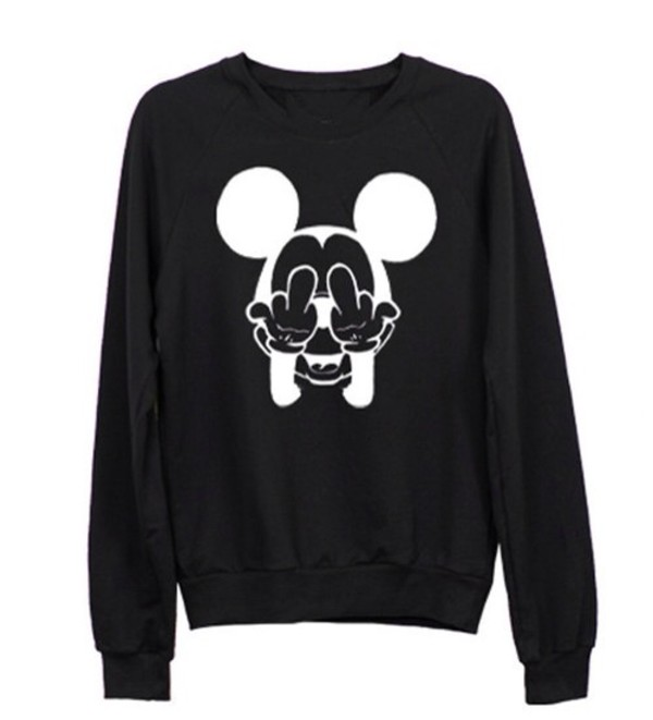 sweater mickey mouse disney