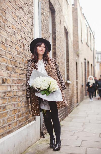 wish wish wish blogger hat coat shirt skirt shoes bag