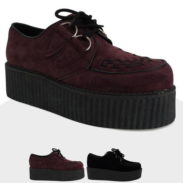 shoes plateau shoes