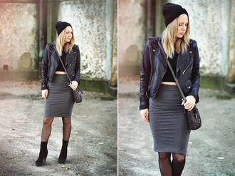 elenita hat skirt t-shirt bag shoes