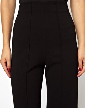 AQ AQ | AQ AQ Laurent Trouser With High Waist And Wide Leg at ASOS