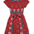 Retro Floral Dress (Kids) | FOREVER21 girls - 2000065266