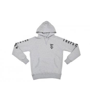 TS Team hoodie (grey) - Hoodies    Trapstar