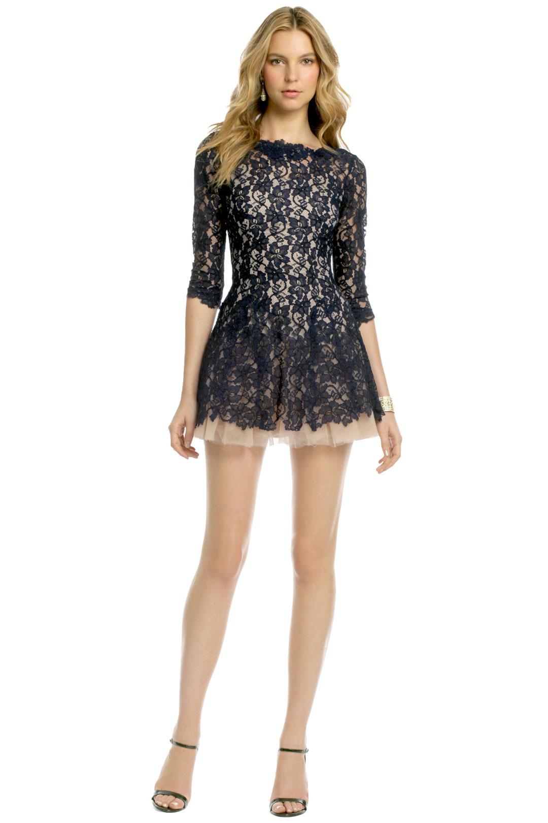 Sweet Talk Dress by nha khanh at $40   Rent The Runway