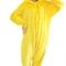 Yellow cute womens pajamas flannel pikachu halloween jumpsuit costume