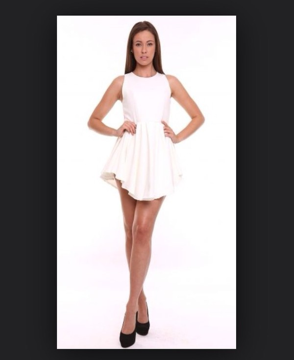 fairy dress white