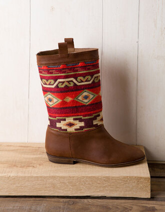 navajo shoes boots