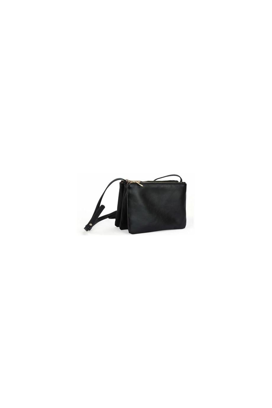 AZUKA Multifunctional Clutch Bag Buy Street Fashion | Online Store AZUKA Multifunctional Clutch Bag Black | Runway Bag - Jessica Buurman [2496] - $55.00 : JESSICABUURMAN.COM