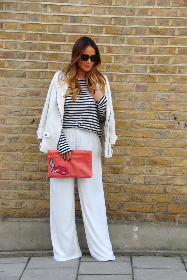 louhayhay jacket pants t-shirt shoes bag sunglasses