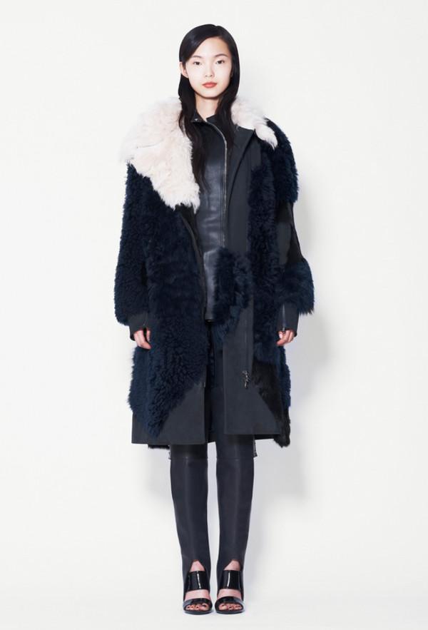 coat lookbook fashion phillip lim shoes jacket