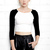 Cropped Baseball Top | FOREVER21 - 2000065396