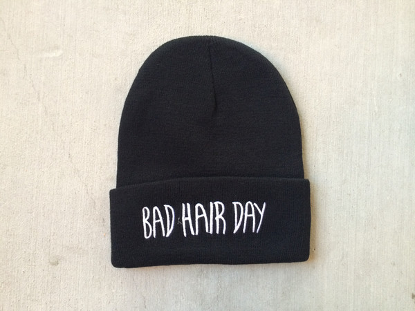 Bad Hair Day Beanie | Wild Daisy