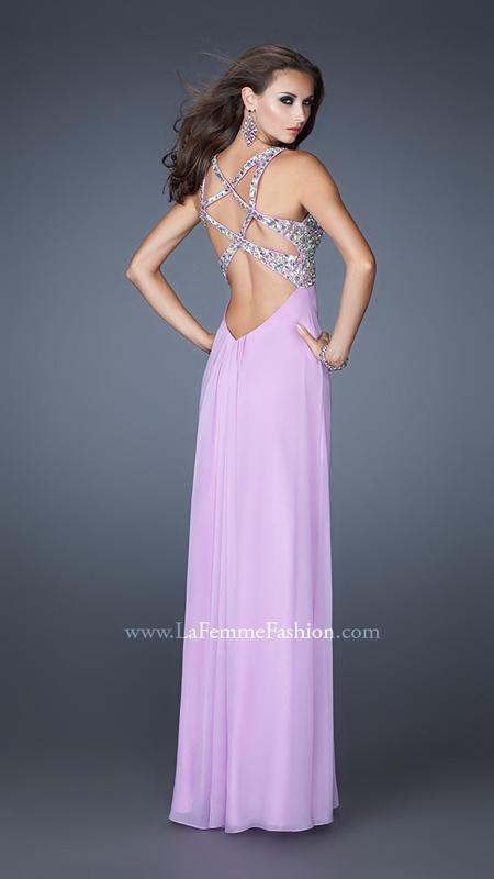 La Femme 18841   La Femme Fashion 2014 -  La Femme Prom Dresses -  Dancing with the Stars