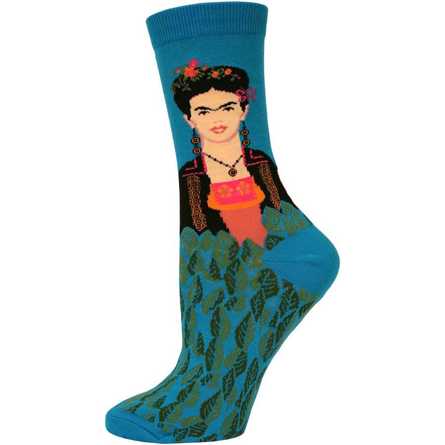 Hot Sox Originals Frida Kahlo Trouser Sock