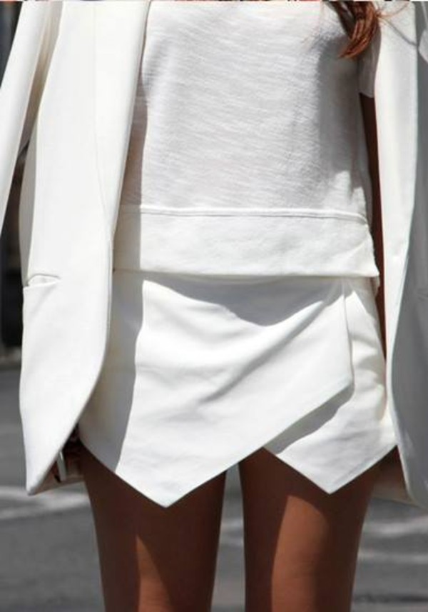 skirt skorts white skort wrap skirt skorts icifashion ici fashion