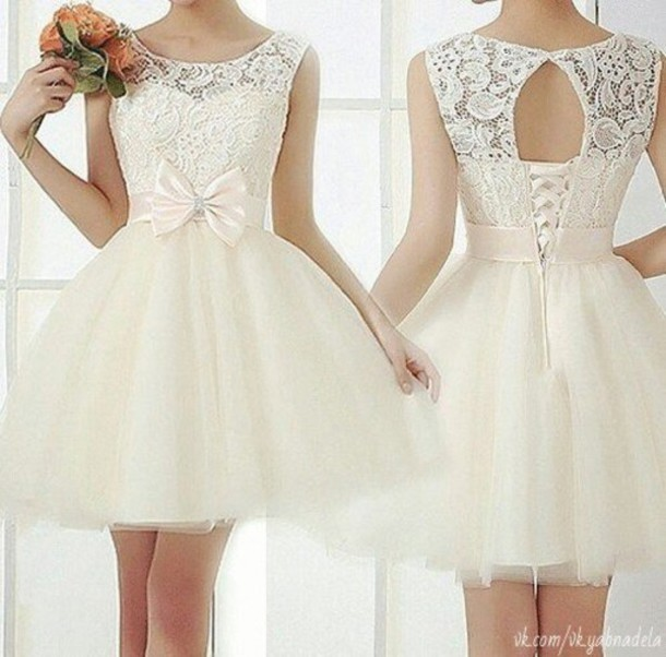 dress girly dress girly spitze white dress