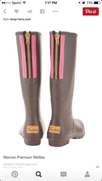 shoes rain boots wellies wellies