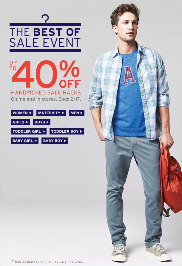 Shop Clothes For Women, Men, Baby, and Kids | Free Ship on $50  | Gap