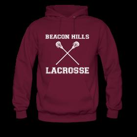 Beacon Hills Lacrosse Plain Front | Saniday Designs