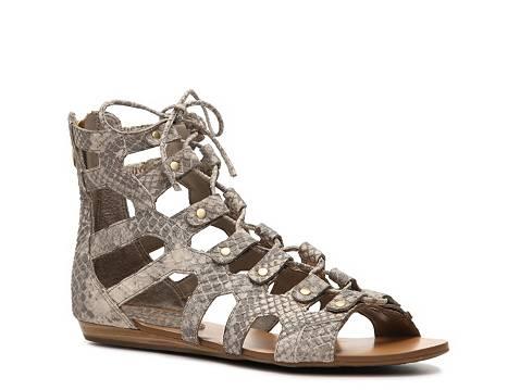 Fergie Glow Gladiator Sandal   DSW
