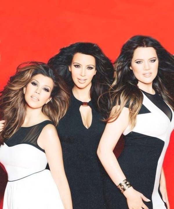 dress khloe kardashian kourtney kardashian sexy little black dress black and white