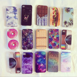 iphone case iphone cover pink iphone case phone cover food
