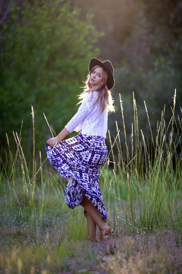 late afternoon shoes skirt