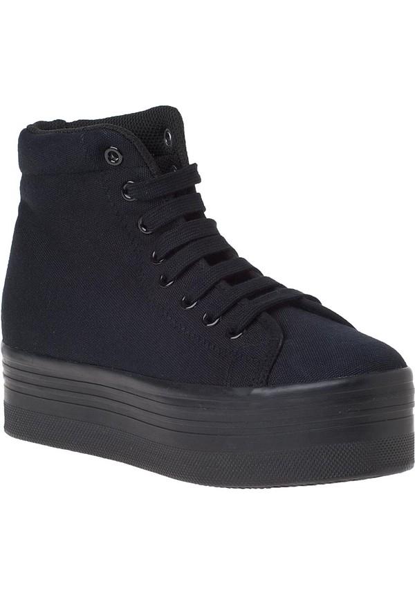 shoes black thx platform shoes platform sneakers flatforms sneakers