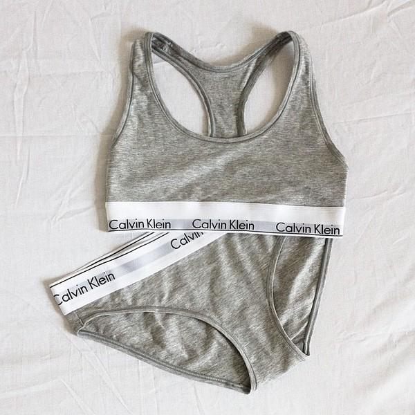 underwear calvin klein fashion top