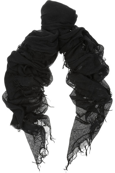 Chan Luu Cashmere and silk-blend scarf NET-A-PORTER.COM