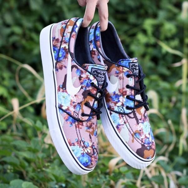shoes nike nike running shoes nike sb digital camouflage trainers skateboard