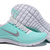 Womens Nike Free 3.0 V4 Tropical Twist Reflective Silver Pro Platinum Shoes [Tiffany Free Runs 306]-$49.77