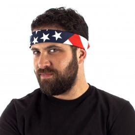 American Flag Bandana | Duck Dynasty Merchandise & Costumes | A&E Shop