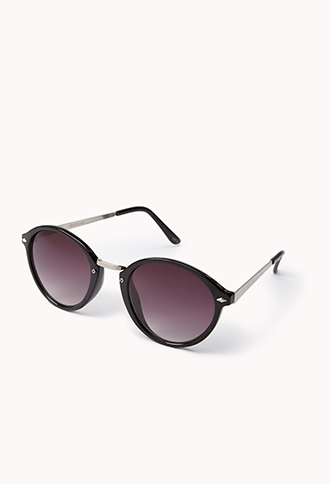 F3895 Round Sunglasses | FOREVER21 - 1053893895