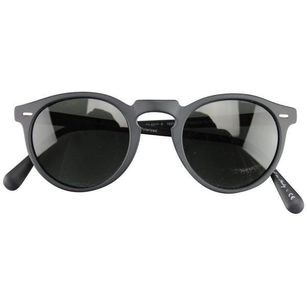 Oliver Peoples Gregory Peck sunglasses - Polyvore