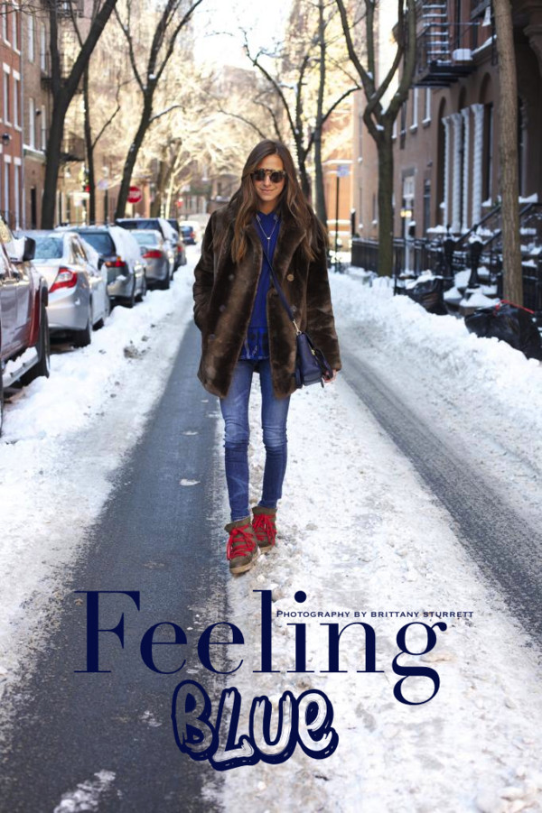 something navy jeans shoes bag sweater t-shirt coat sunglasses jewels