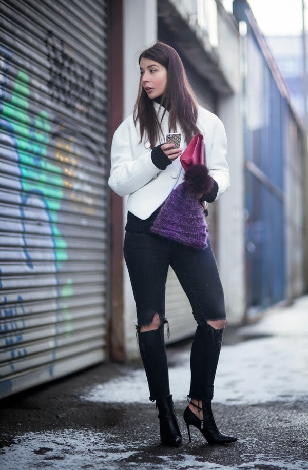 portablepackage jacket sweater jeans shoes hat