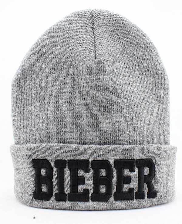 Free Shipping,2013 New Hot Sale Justin Bieber Beanies Hats,brand winter cap women,knitted hats boys,hat for men leather-in Skullies & Beanies from Apparel & Accessories on Aliexpress.com