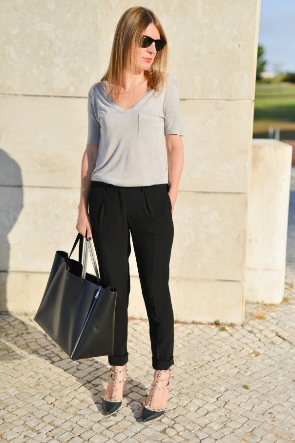 Pantalon Tuxedo Isabel Marant Ethel | Blog Mode - The Working Girl