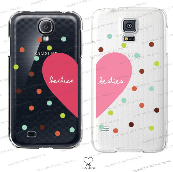 phone cover clear phone covers clear phone cases transparent matching phone covers for best friends bff bff bff bff bff matching phone cases matching phone accessories bff accessories iphone 5 case iphone 4 case iphone 5 case galaxy s3 phone case galaxy s4 case