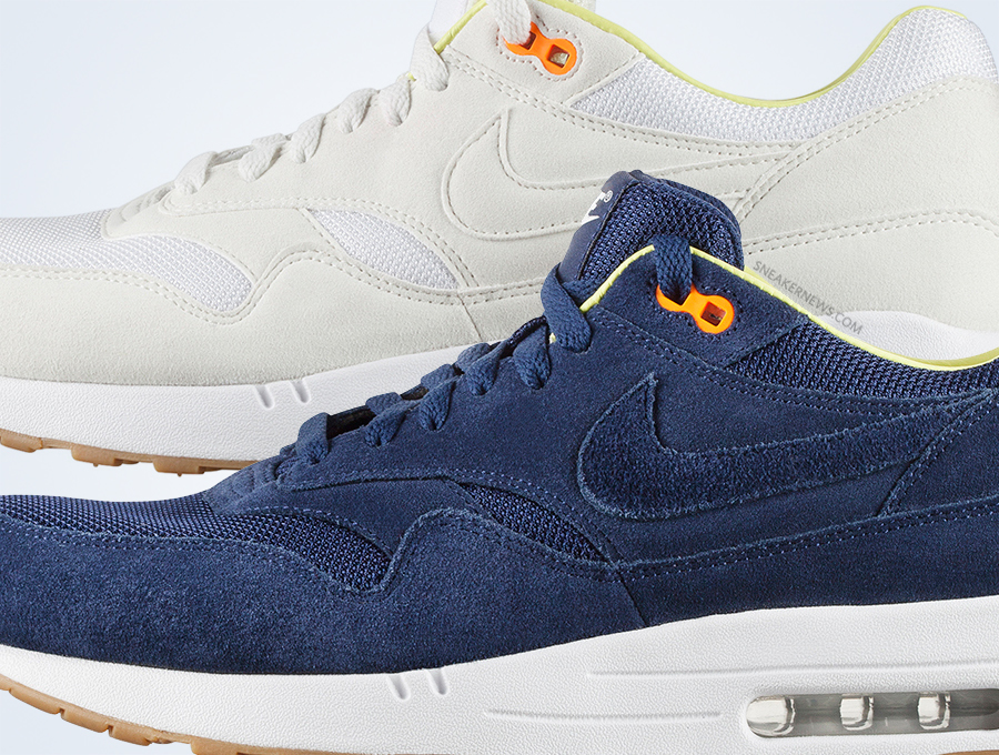 A.P.C. x Nike Air Max 1 - September 2013 Releases - SneakerNews.com