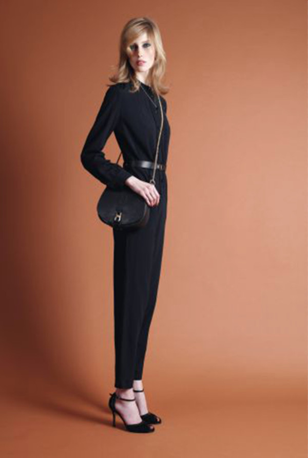 pants apc fashion lookbook shoes belt bag