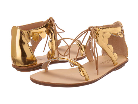 Loeffler Randall Marmy Gold - Zappos Couture