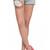 ROMWE   High-Rise Denim Shorts, The Latest Street Fashion