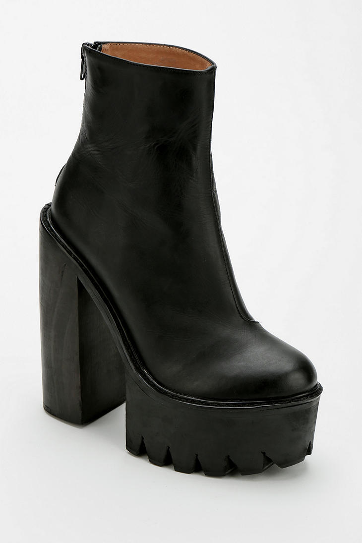 Jeffrey Campbell Mulder Treaded Platform Boot - Urban Outfitters